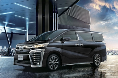 VELLFIRE:GOLDEN EYESⅡ(7人乗り・2WD)